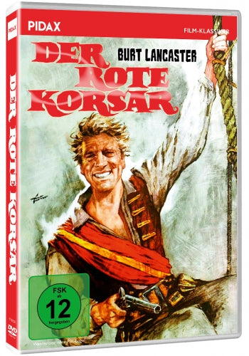 Crimson Pirate (1952) - Burt Lancaster  DVD