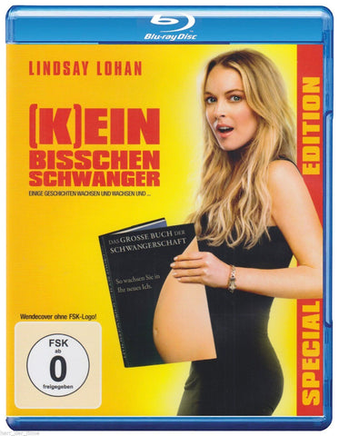 Labor Pains (2009) - Lindsay Lohan  Blu-ray
