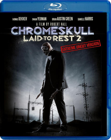 Laid To Rest 2 - Chromeskull : Unrated Extreme Edition - Blu-ray