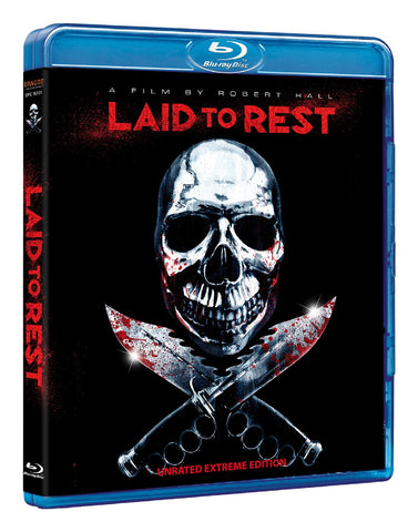 Laid To Rest (2009) : Unrated Extreme Edition - Blu-ray