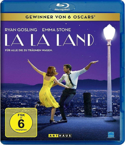 La La Land (2016) - Ryan Gosling  Blu-ray