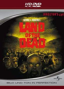 Land Of The Dead : Director´s Cut (2005) - George A. Romero  HD DVD
