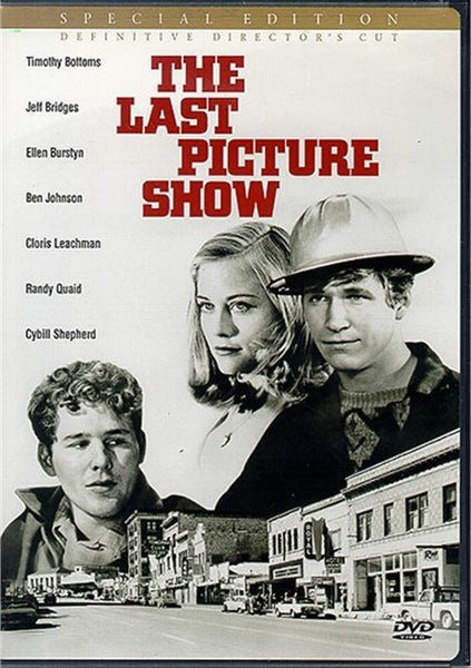 The Last Picture Show (1971) - Jeff Bridges  DVD