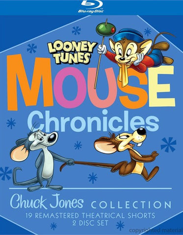 Looney Tunes: The Chuck Jones Collection - Mouse Chronicles Blu-ray