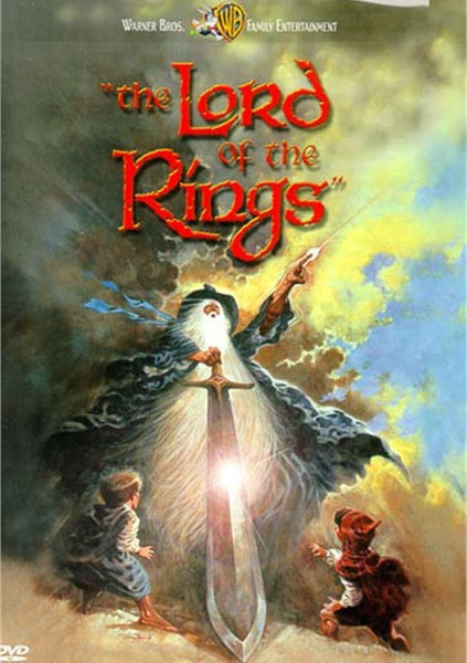 Lord Of The Rings (1978)  DVD