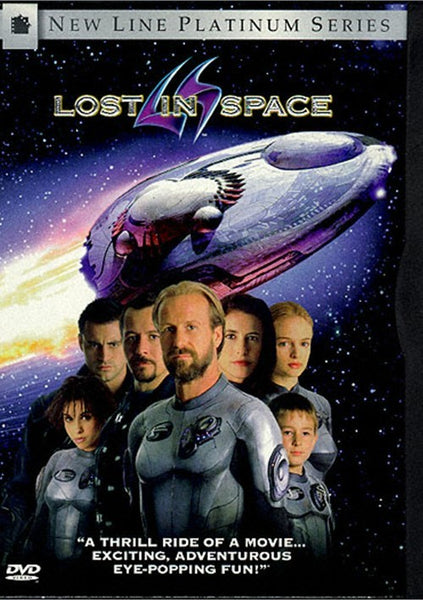 Lost In Space (1997) - William Hurt  DVD