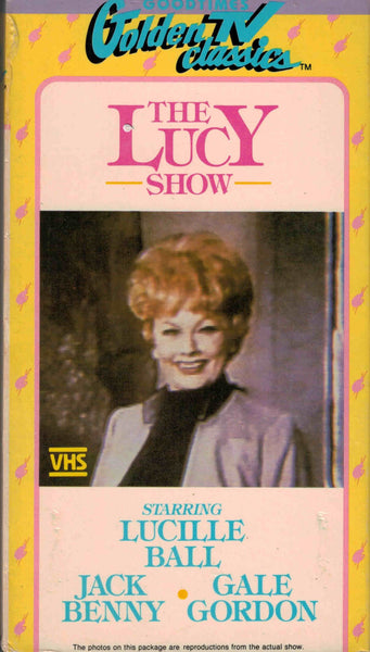 The Lucy Show (1965) - Lucille Ball  VHS