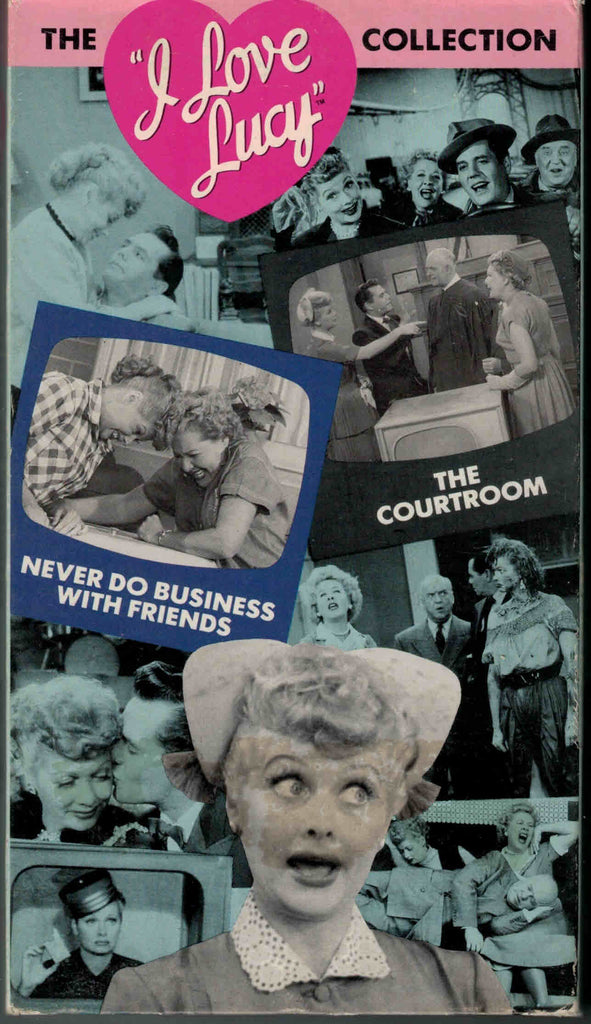 I Love Lucy : Volume 7 - Lucille Ball  VHS