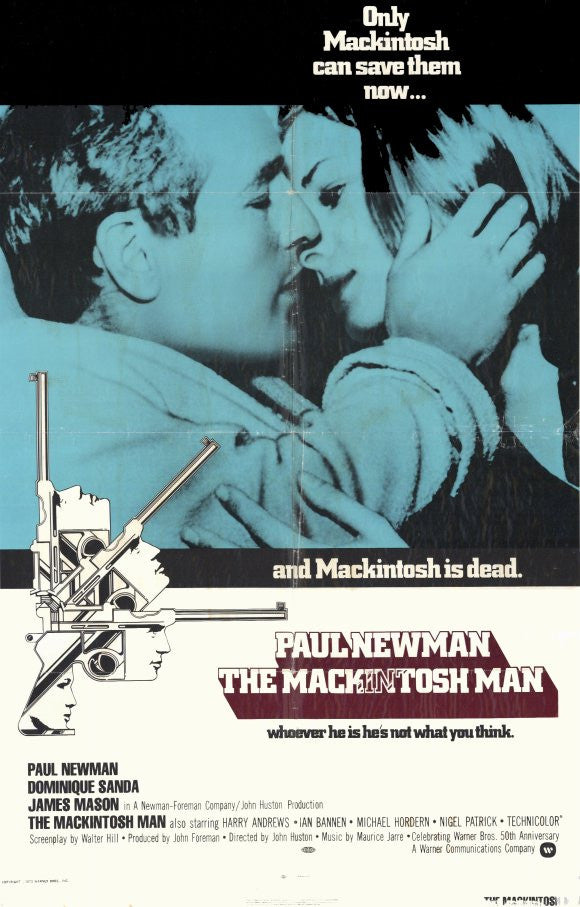 The Mackintosh Man (1973) - Paul Newman  DVD