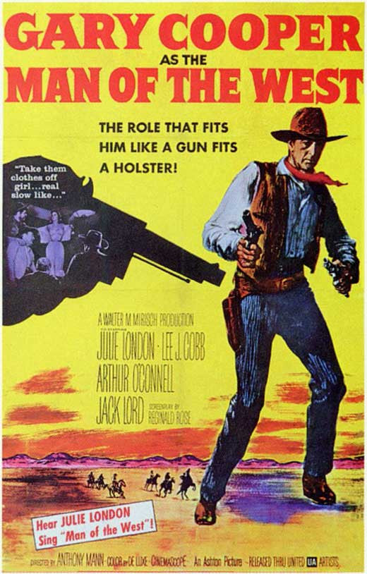Man Of The West (1958) - Gary Cooper  DVD