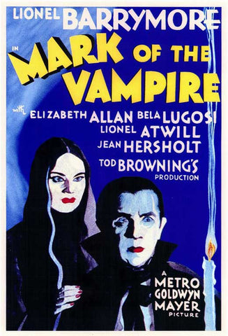 Mark Of The Vampire (1935) - Bela Lugosi  Colorized DVD