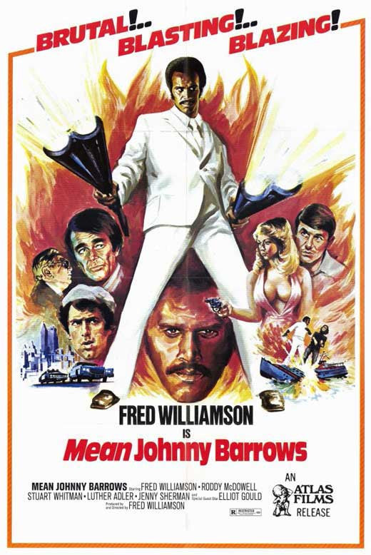 Mean Johnny Barrows : Director´s Cut (1976) - Fred Williamson  DVD