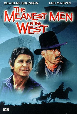 Meanest Men In The West (1967) - Charles Bronson  DVD