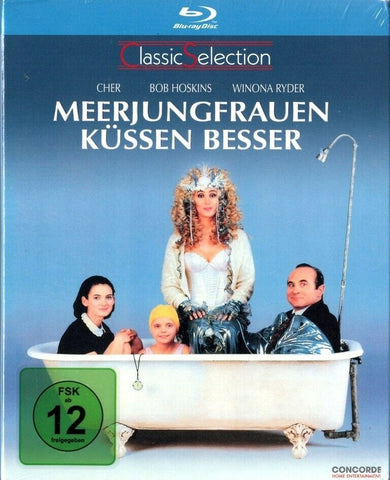 Mermaids (1990) - Cher  Blu-ray