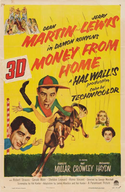 Money From Home (1953) - Jerry Lewis