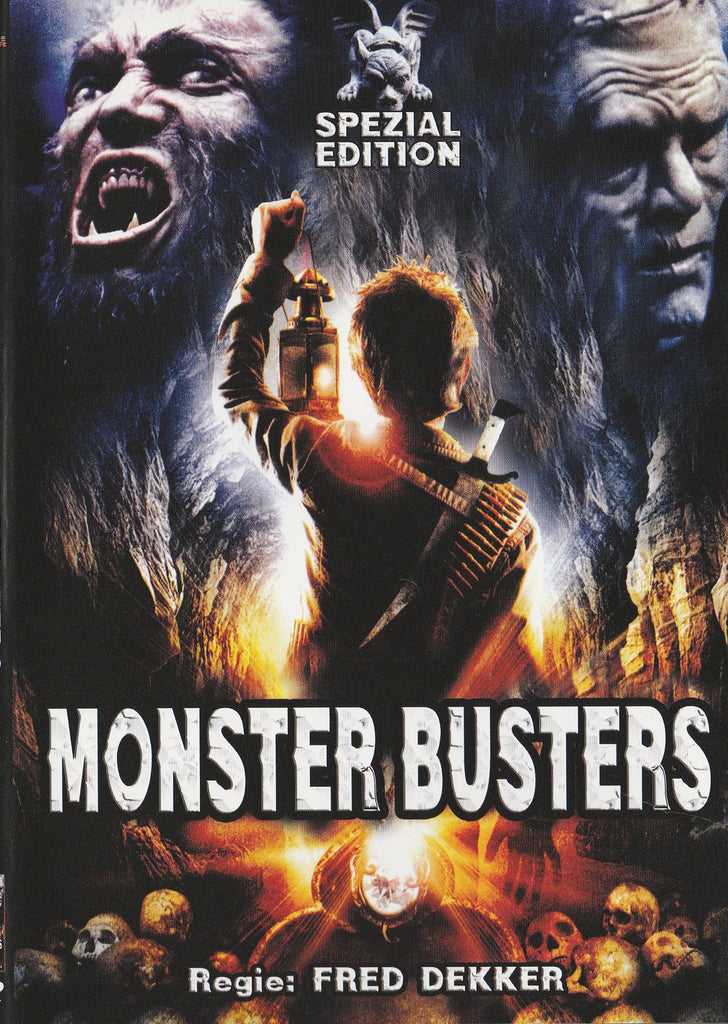 Monster Squad (1987) UNCUT  DVD