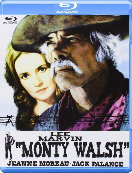 Monte Walsh (1970) - Lee Marvin  Blu-ray