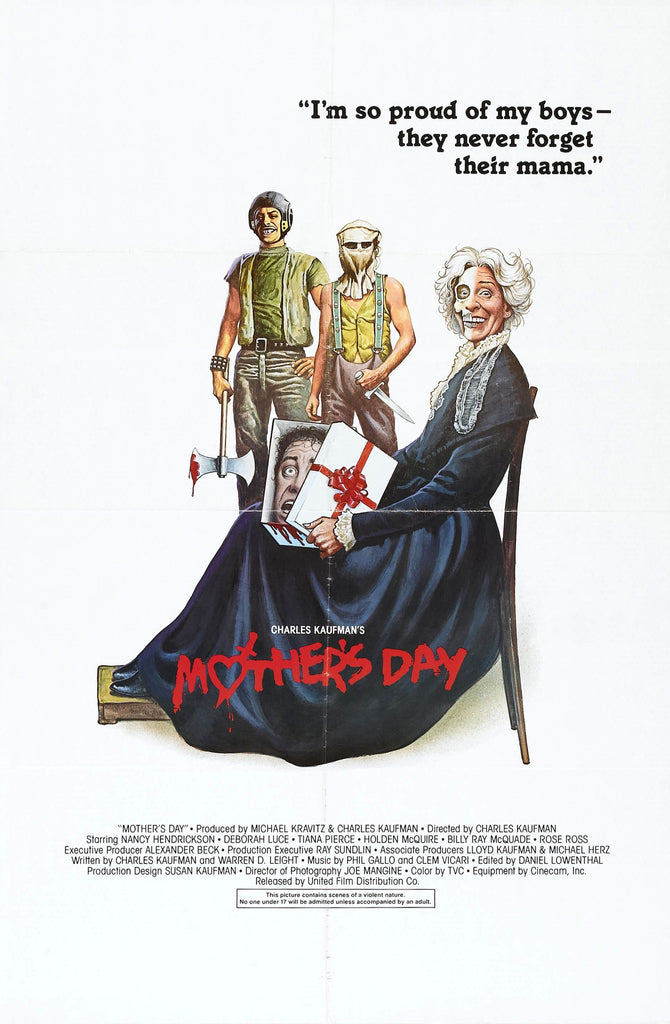 Mother´s Day (1980) DVD