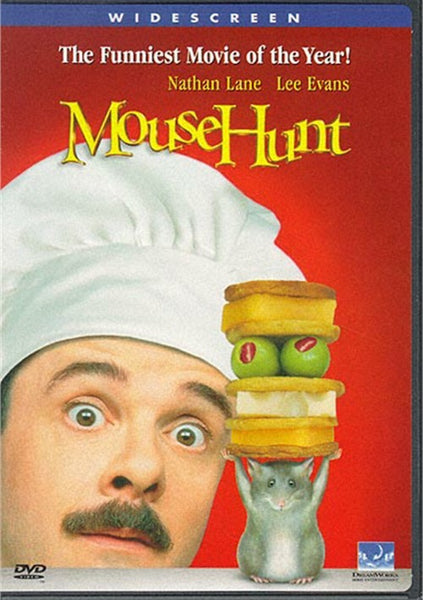 Mouse Hunt (1997) - Christopher Walken  DVD