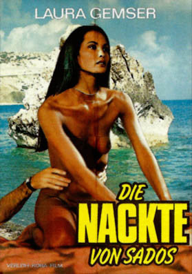 Emanuelle : Queen Of Sados (1979) - Laura Gemser  DVD