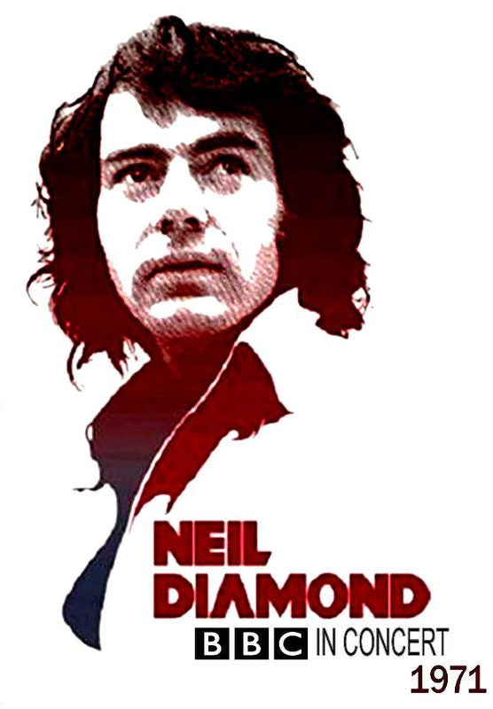 Neil Diamond : Live At The BBC 1971  DVD