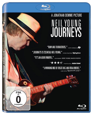 Neil Young : Journeys (2011)  Blu-ray