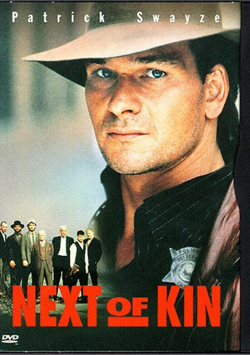 Next Of Kin (1989) - Patrick Swayze DVD – Elvis DVD ...