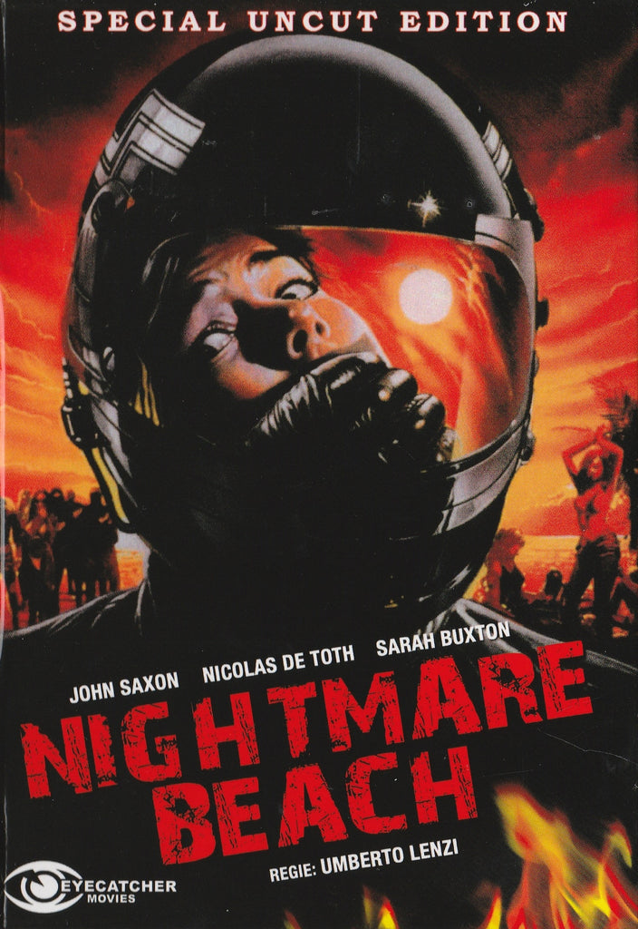 Nightmare Beach (1989)  UNCUT  DVD