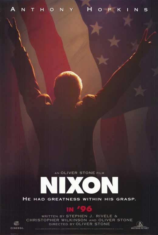 Nixon : Director´s Cut (1995) - Anthony Hopkins  DVD