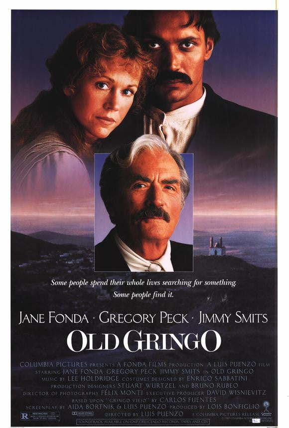 Old Gringo (1989) - Gregory Peck  DVD