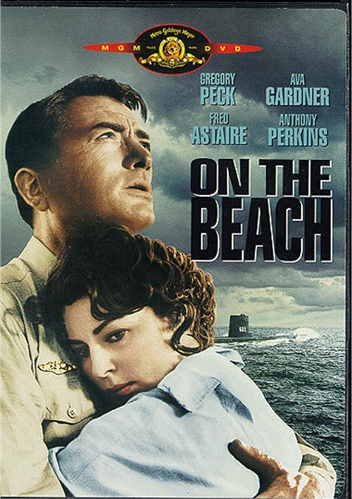 On The Beach (1959)  - Gregory Peck  DVD