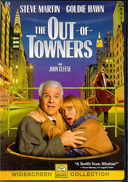 The Out-Of-Towners (1999) - Steve Martin  DVD