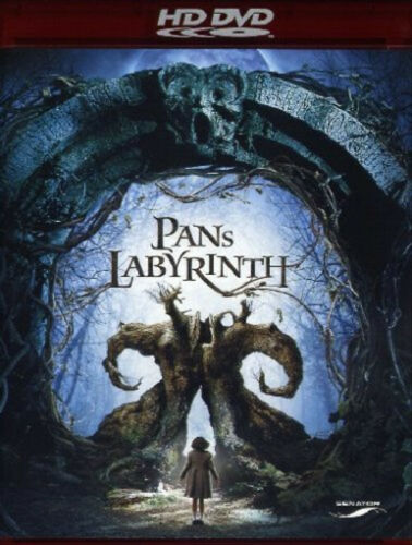 Pan´s Labyrinth (2006) - Guillermo Del Toro  HD DVD