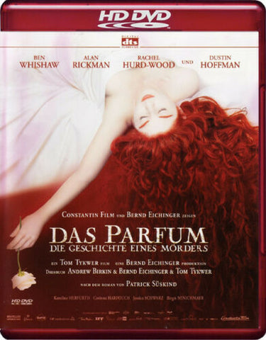 Perfume: The Story Of A Murderer (2006) - Dustin Hoffman  HD DVD
