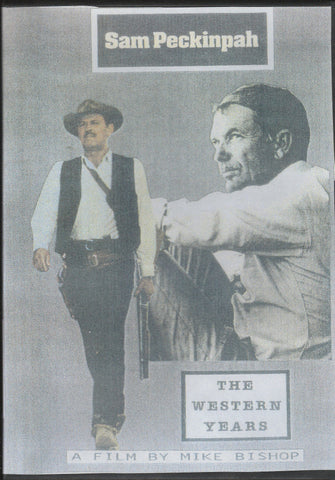 Sam Peckinpah - The Western Years DVD