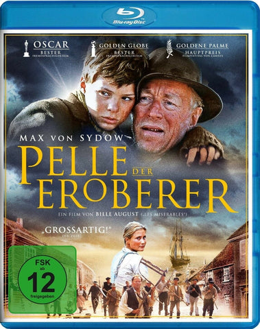 Pelle The Conqueror (1987) - Max von Sydow  Blu-ray