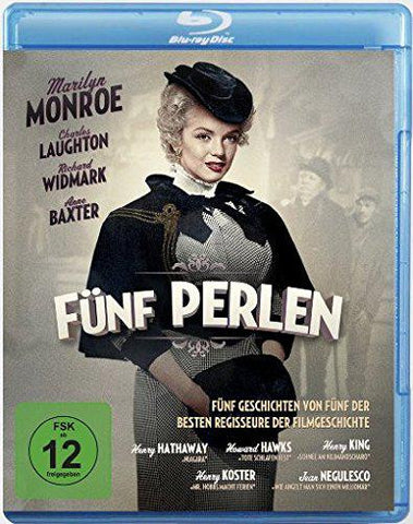 O. Henrys Full House (1952) - Marilyn Monroe  Blu-ray