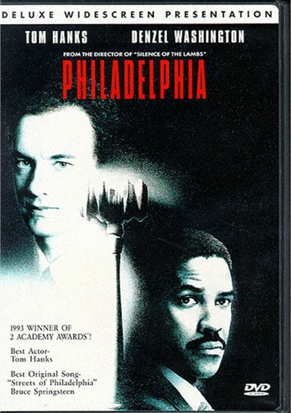 Philadelphia (1993) - Tom Hanks  DVD