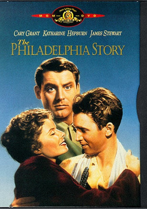The Philadelphia Story (1940) - James Stewart  DVD
