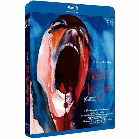 Pink Floyd - The Wall (1982)  Blu-ray
