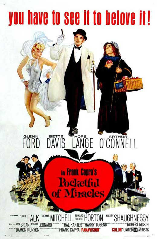 Pocketful Of Miracles (1961) - Glenn Ford  DVD