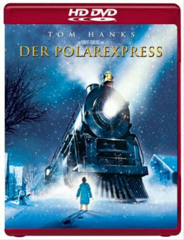 The Polar Express (2004) - Tom Hanks  HD DVD