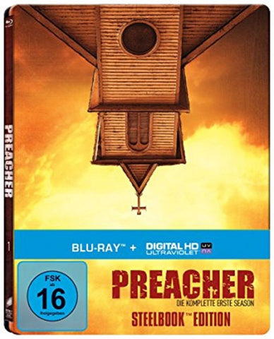 Preacher : Complete Season 1 - Limited STEELBOOK Edition