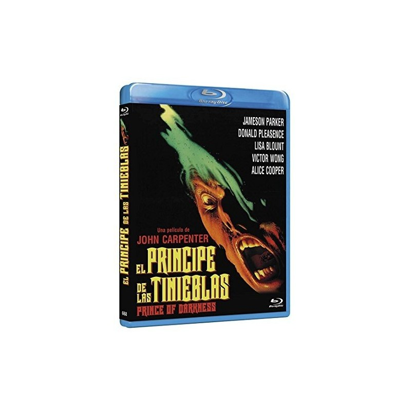 Prince Of Darkness (1987) - John Carpenter  Blu-ray