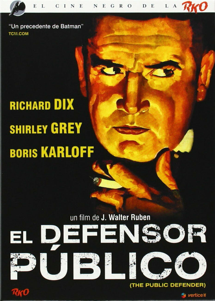 The Public Defender (1931) - Richard Dix  DVD