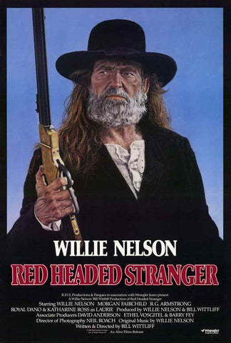 Red Headed Stranger (1986) - Willie Nelson