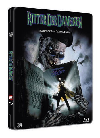 Tales From The Crypt : Demon Knight (1995) Limited Steelbook Edition  Blu-ray