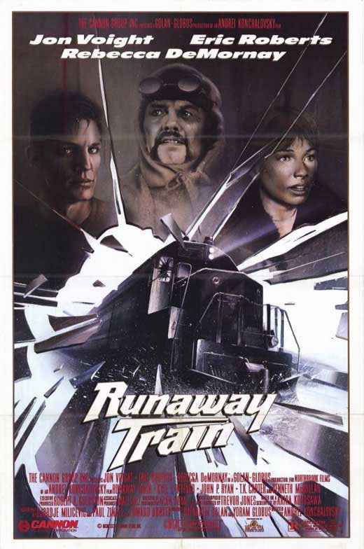 Runaway Train (1985) - Jon Voight  DVD