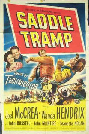 Saddle Tramp (1950) - Joel McCrea