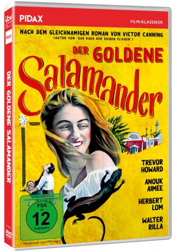 Golden Salamander (1950) - Trevor Howard  DVD